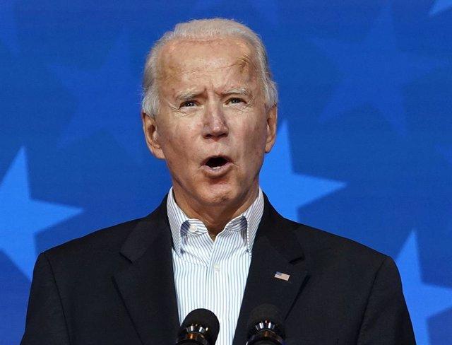 El candidat demòcrata, Joe Biden