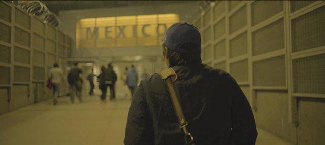 Fotograma del largometraje 'Sin señas particulares', proyectada en Sundance y ganadora de Horizontes Latinos en el último Festival de Cine de San Sebastián.