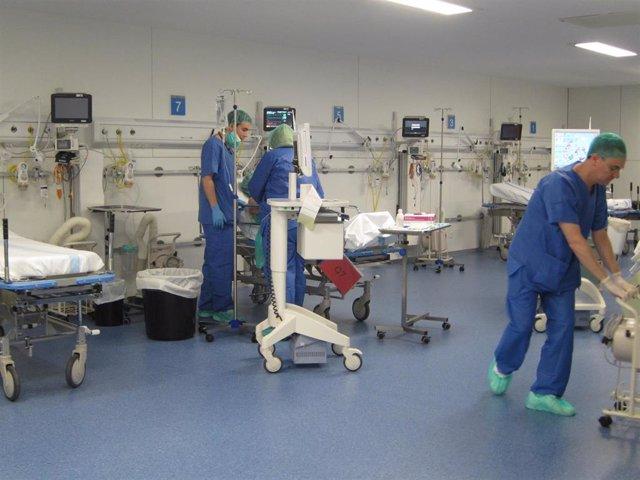 Hospital catalán (Archivo)