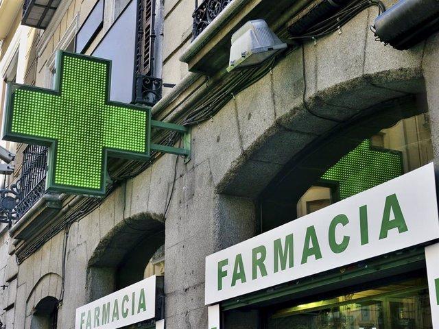 Imagen de recurso de una farmacia de Madrid.