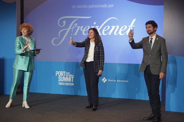 La misión empresarial virtual del Puerto de Barcelona finaliza con éxito de participación
