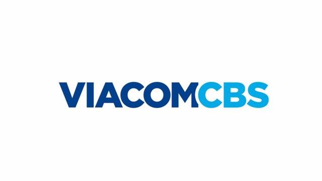 Logo de la empresa ViacomCBS.