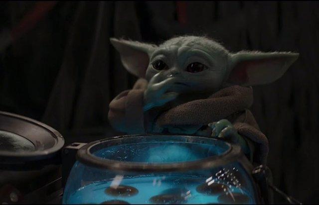 The Mandalorian: ¿Por qué come tanto Baby Yoda?