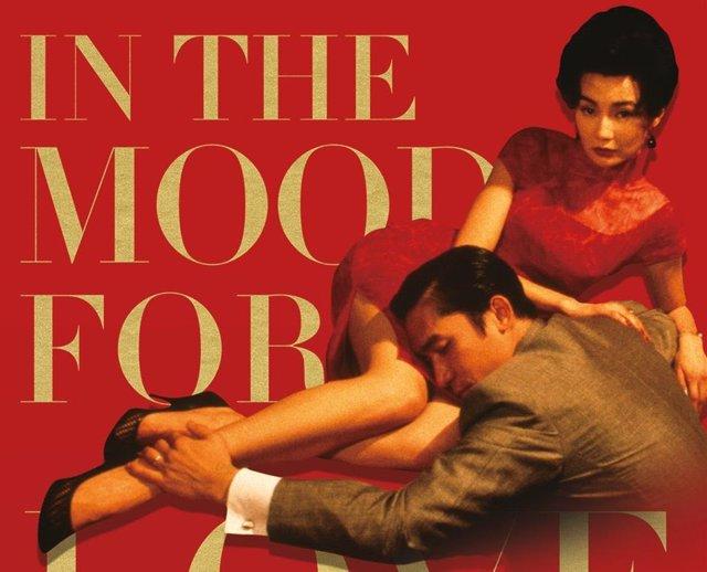 Cartel del 20º aniversario de 'Deseando amar', la obra maestra de Wong Kar-wai vuelve a los cines el 30 de diciembre