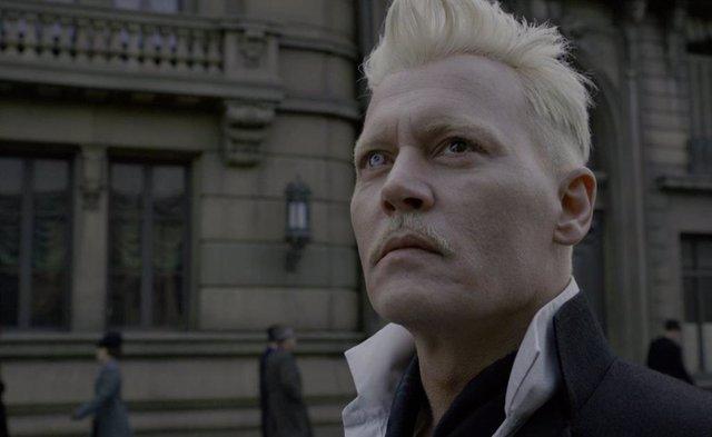 Johnny Depp deja el papel de Grindelwald en Animales Fantásticos