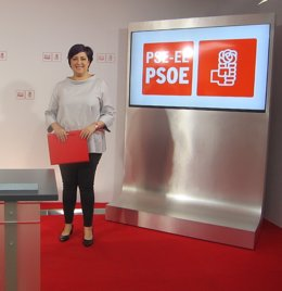 L'eurodiputada socialista Eider Gardiazabal
