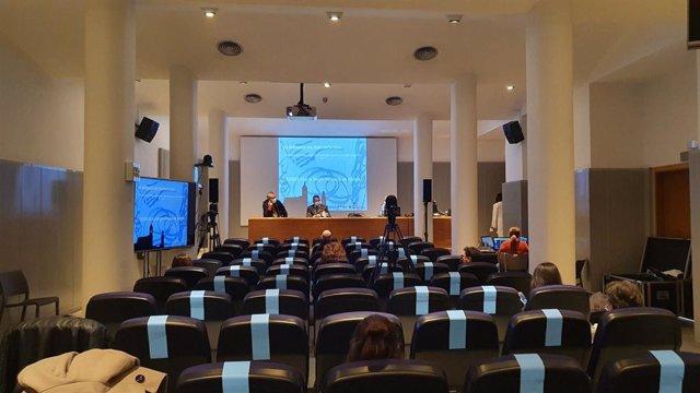 Jornada de Pneumologia dels Hospitals Dr. Josep Trueta de Girona i Santa Caterina de Salt (Girona).