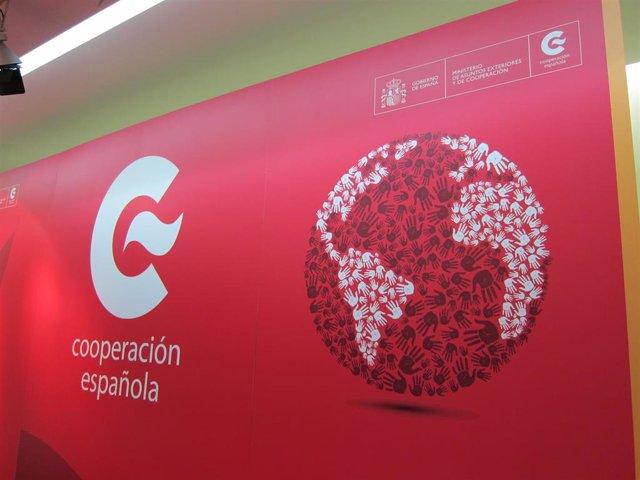Logotipo de la Agencia Española de Cooperación Internacional y Desarrollo, AECID