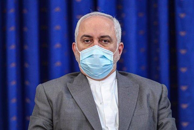 El ministrio de Exteriores iraní, Mohammad Javad Zarif.