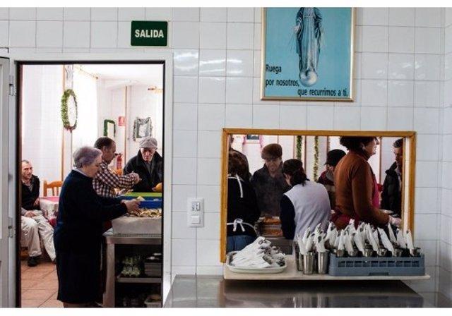Comedor Social El Salvador Jerez