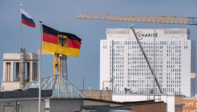 09 September 2020, Berlin: A general view of the building of the Charite University Hospital, where prominent Kremlin critic Alexei Navalny is being treated. According to investigations of a special Bundeswehr laboratory, the German government considers i