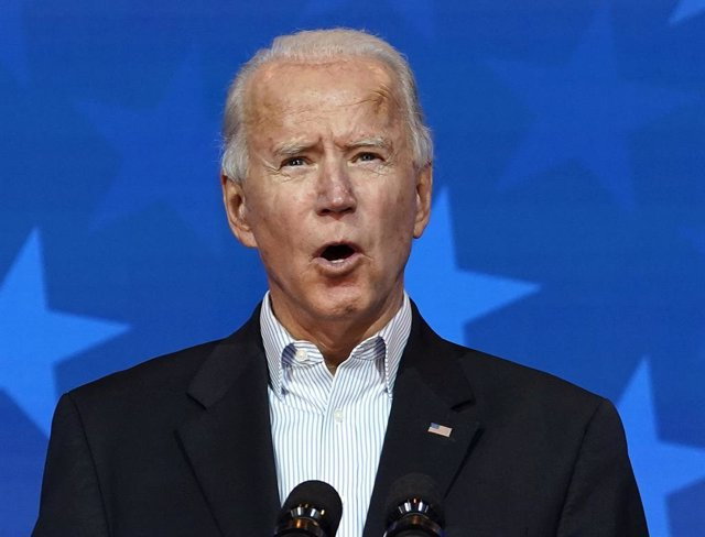 Joe Biden, candidat presidencial demòcrata