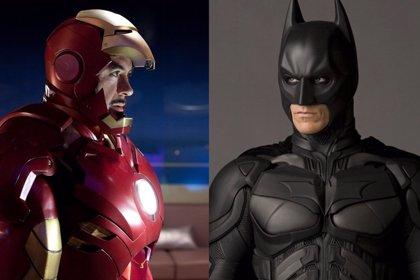 El superpoder del dinero: ¿Quién es más rico Batman o Iron Man?