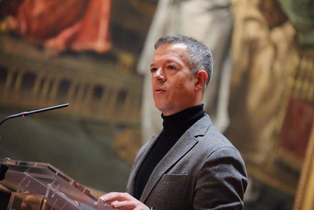[Senado] Gps Senado//Ander Gil Apela A La Unidad Y A La Responsabilidad De Los Partidos Politicos Para Hacer Frente Al Coronavirus