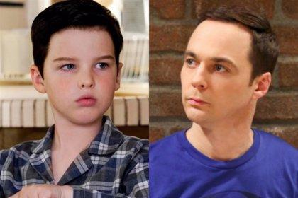 "Fans de The Big Bang Theory descubren un ""error"" de continuidad en El joven Sheldon"