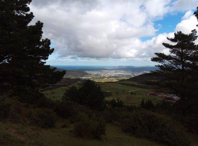 Nubes en Bizkaia