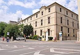 Hospital Virgen de la Montaña de Cáceres.