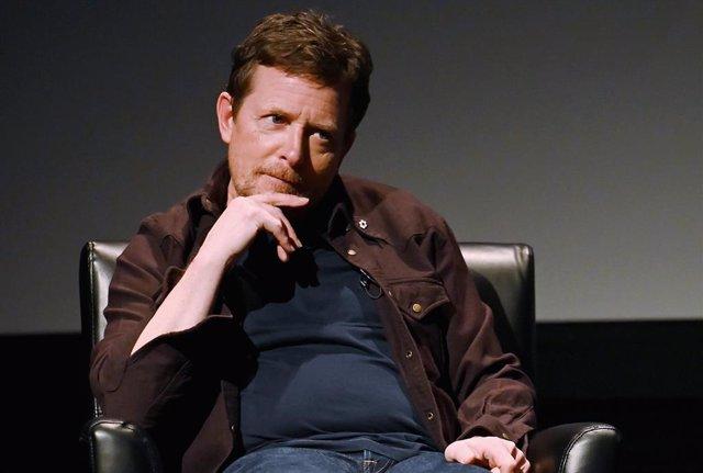 Michael J. Fox  En El Festival De Cine De Tribeca
