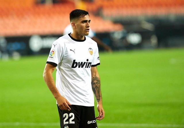 Maxi Gómez (Valencia)