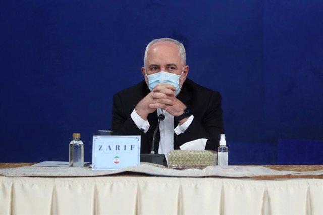 El ministro de Exteriores de Irán, Mohamad Yavad Zarif