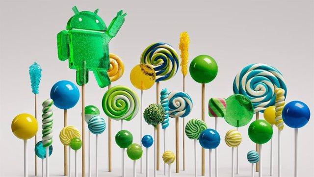 Android Lollipop 5.0 (recurso)