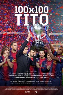 El documental '100x100 Tito'