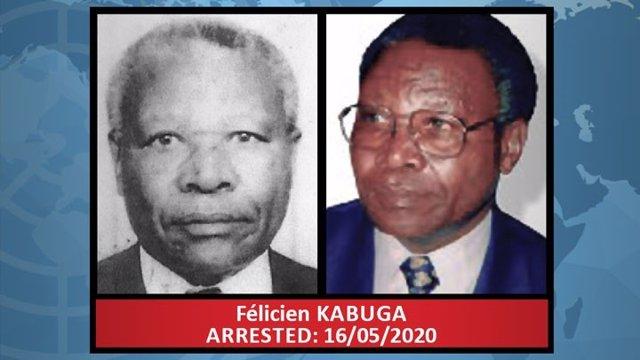 El genocida ruandés Félicien Kabuga
