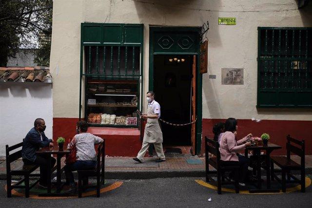 Cafetería en Bogotá
