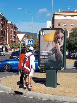 Campaña de nefermería escolar.
