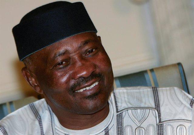 El expresidente de Malí Amadou Toumani Touré