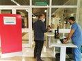El Hospital Costa del Sol de Marbella pone en marcha un control de accesos para familiares o acompañantes de ingresados 2