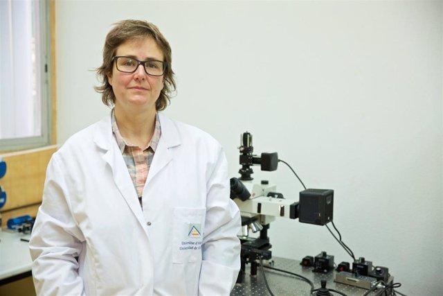 María Reyes Calvo