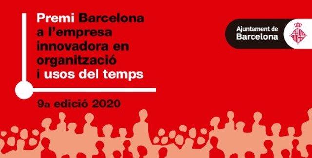 Barcelona obre una altra convocatòria del Premi a l'Empresa Innovadora en Organització i Ús del Temps