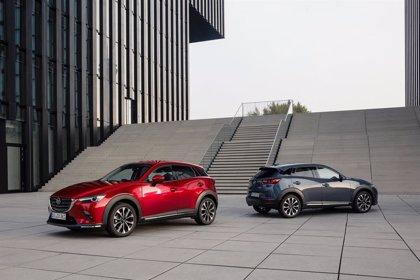 Mazda renueva el CX-3, con motores más eficientes y nuevos elementos de diseño exterior