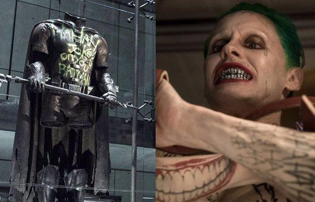 Así mató Joker a Robin antes de Batman v Superman
