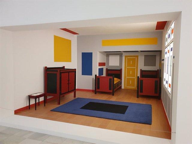 """El Reina Sofía recorre la vida de Mondrian a través de 95 obras para  reivindicar que """"la cultura siempre es colectiva"""""""