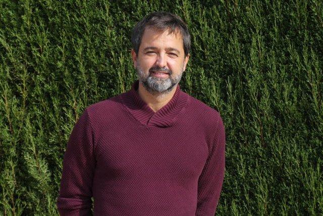 L'enginyer i empresari vinculat al turisme d'activitats Marc Casadellà, nou president de la junta rectora del parc natural del Montgrí, aquest 10 de novembre del 2020 (Horitzontal)