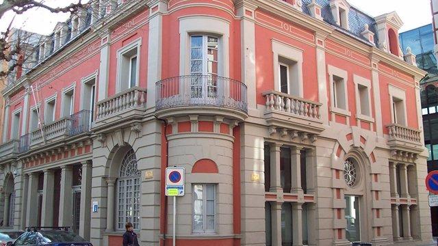 Seu del Consell Comarcal de l'Alt Urgell.