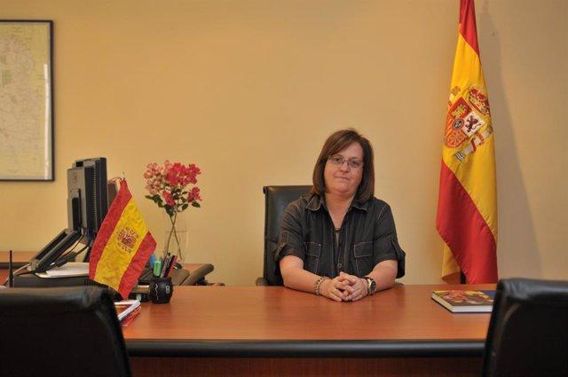 Elena Madrazo Hegewisch, licenciada en Historia por la Universidad de Cantabria (UC) y titular de embajadas y consulados españoles en distintos países ingresará en el programa 'Alumni'-Distinguidos de la institución académica
