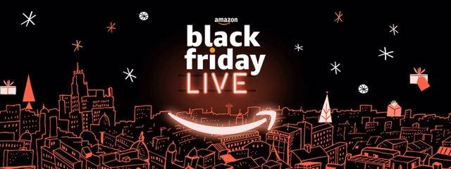 El show telemático 'Black Friday Live' de Amazon presenta el Black Friday de 2020