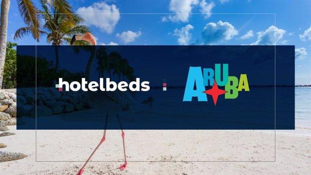 Hotelbeds y Turismo de Aruba firman un acuerdo para promocionar el turismo en el Caribe