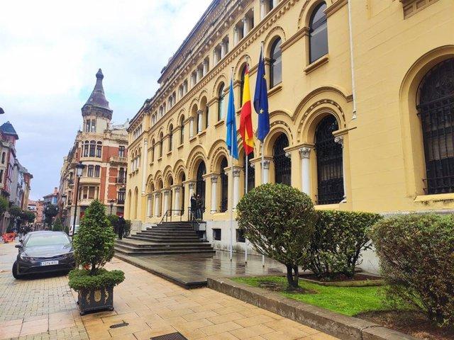 Sede de Presidencia del Principado