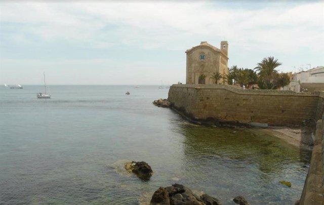 Imagen de archivo de la isla de Tabarca