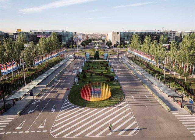 Instalaciones de Feria de Madrid