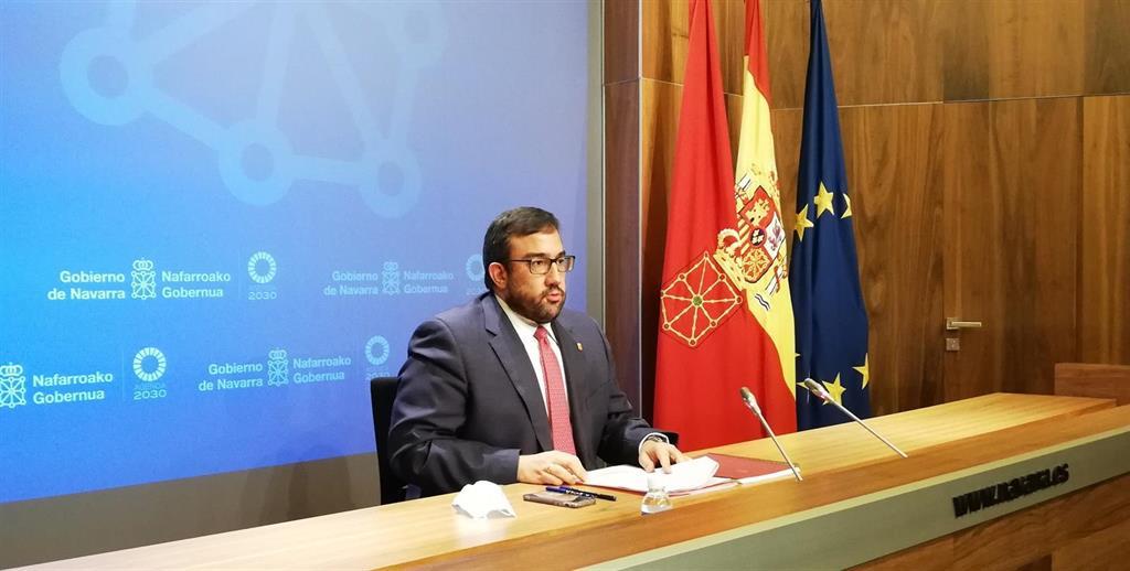 Remírez cree que «casi ninguna formación podrá oponerse» a los planes presupuestarios para 2021