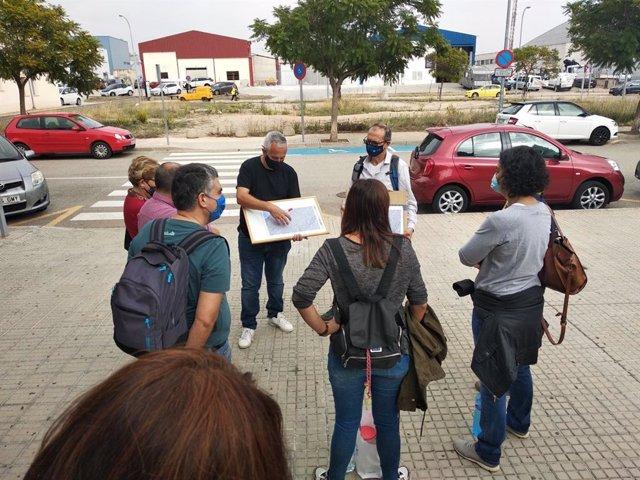Alumnos del programa APS Serra de Tramuntana.