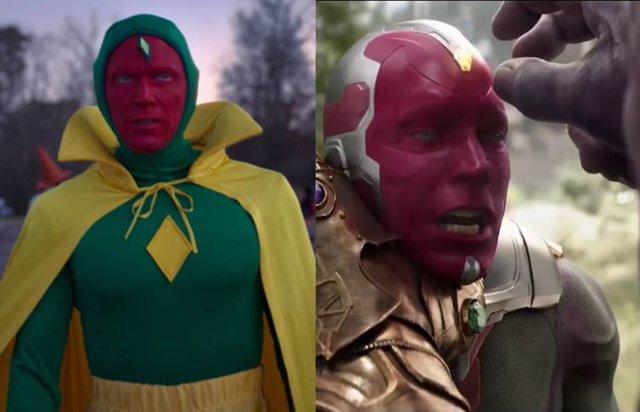 Así encaja en el timeline de Marvel Bruja Escarlata y Visión (WandaVision)