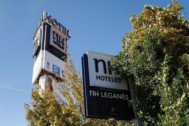 Fotografía de recuros del hotel NH de Leganés.