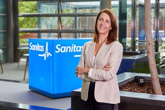Susana Quintanilla, nueva CIO de Sanitas.