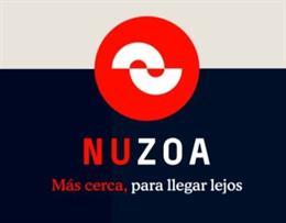 Logo y lema de Nuzoa